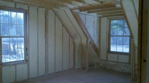 Help reduce energy bills with spray foam